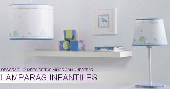 LAMPARAS INFANTIELS