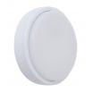 Aplique 20w Surf Exterior Redondo Ip65  Blanco 5,4×21 6400k 1440lm