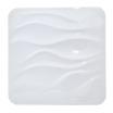 Plafon 120w Banten Blanco 9600lm 5,5x53x53 Opciones 3000k, 4000k, 6000k