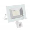 Proyector Kolyma 30w Led C/sensor 6500k Blanco